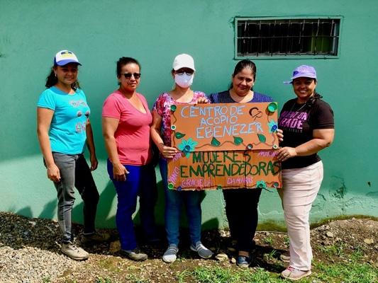 Recycling Projekt in Costa Rica